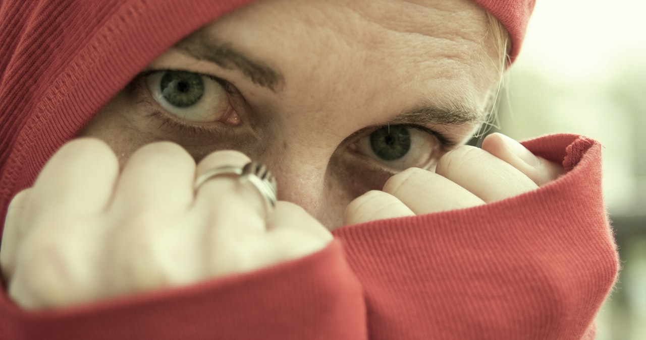 priemende ogen